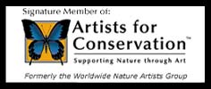 Worldwide Artists for Conservation Logo
