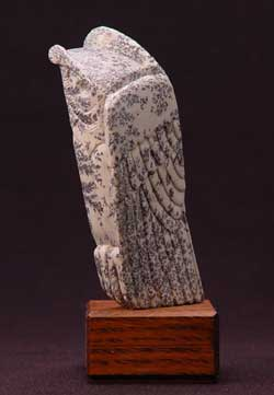 A photo of Soapstone Owl #23